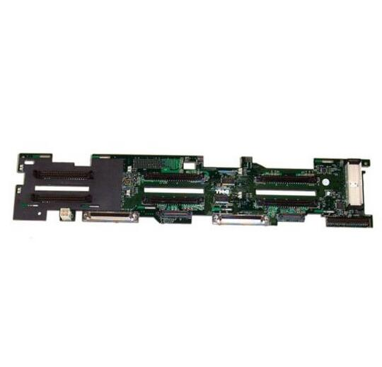Backplane Board for Y0982 KJ881 PowerEdge 2850 well tested working board for 250 044 901d 2gb dae lcc well tested working