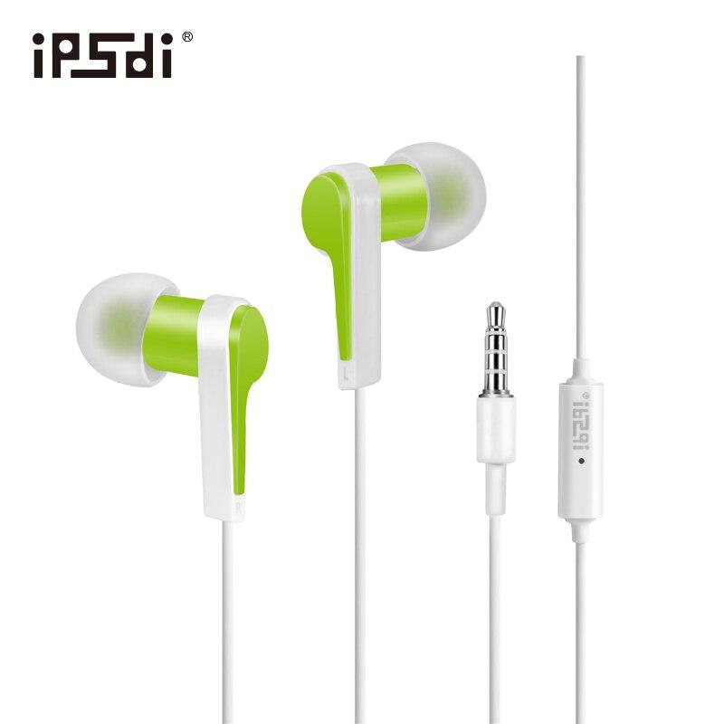 Ipsdi 1202 professionaalne kõrvaklappide kõrvaklappide - Kaasaskantav audio ja video - Foto 2