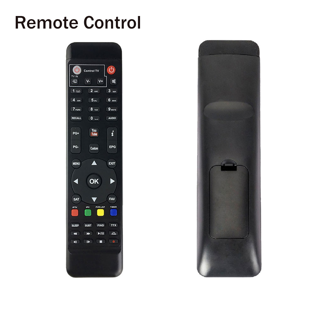 Remote Control V8 For FreeSat GTmedia V8 Super V8 Golden V8 Nova DVB-S2 DVB-T2 DVB-C Digital Satellite Receiver new only touch screen or touch glass for panel gt gunze u s p 4 484 038 g 25