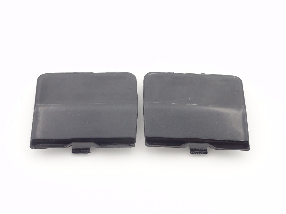 1Pair <font><b>Rear</b></font> <font><b>Bumper</b></font> Towing Hook Decoration <font><b>Cover</b></font> Cap GJR950EL151/GJR950EK151 For <font><b>Mazda</b></font> <font><b>6</b></font> 2012-2015 image