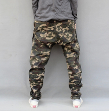 Casual Military Outdoors Jogger Men Pants