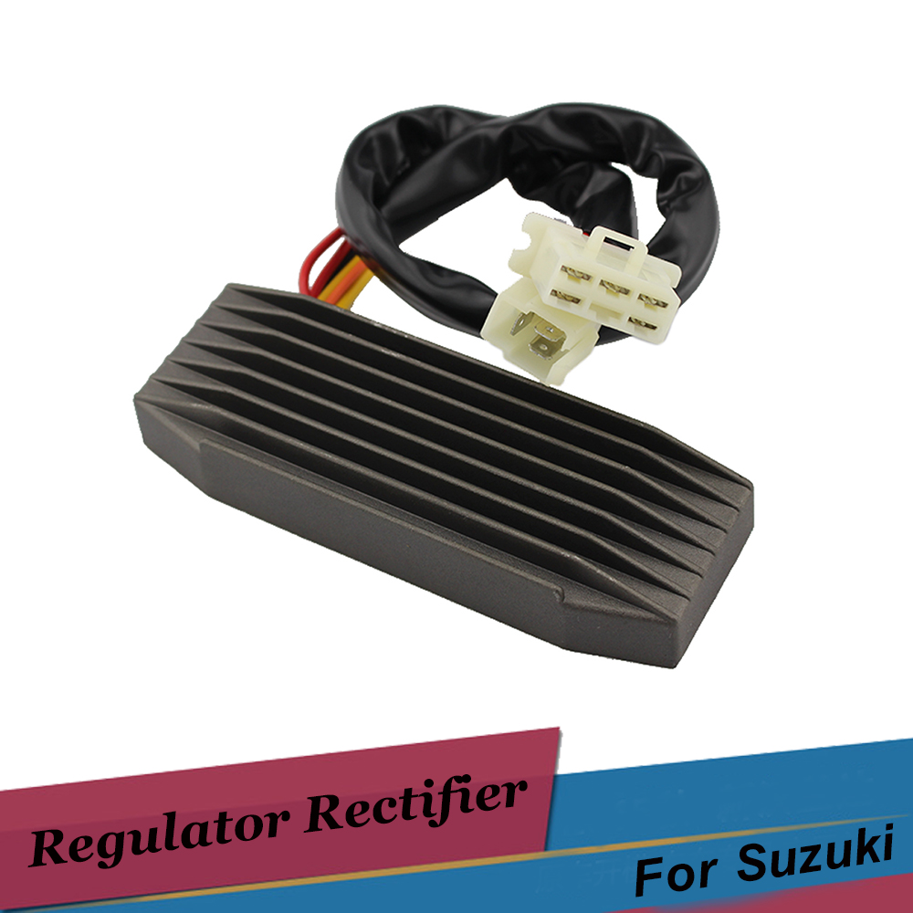 Motorcycle 12v Voltage Regulator Rectifier for <font><b>Suzuki</b></font> <font><b>VS1400</b></font> VS1400GLP Intruder Boulevard S83 image