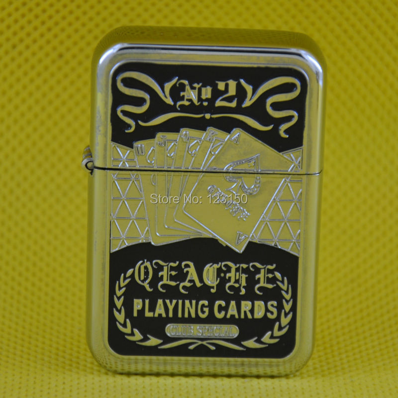 DY-004 Casino Accessories, Lighter, Nice Game Design, Playing Cards