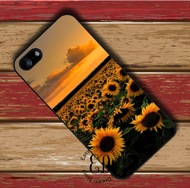 sports shoes 6bdab 67fe6 US $4.99 |Sunflower case for iphone X XR XS Max 4 5 5s SE 6 6s 7 8 plus  Samsung j7 s10 s6 s7 s8 s9 edge plus note 5 8 9-in Half-wrapped Case from  ...