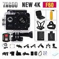 Gopro hero 4 стиль F60/F60R Wi-Fi Камера Действий 4 К Пульт дистанционного управления Экстрим go pro Mini Дайвинг Камеры Спорт Водонепроницаемая камера