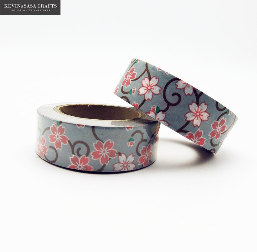 Flower Washi Tape Colors 1.5*10m Stationery Decorative ...