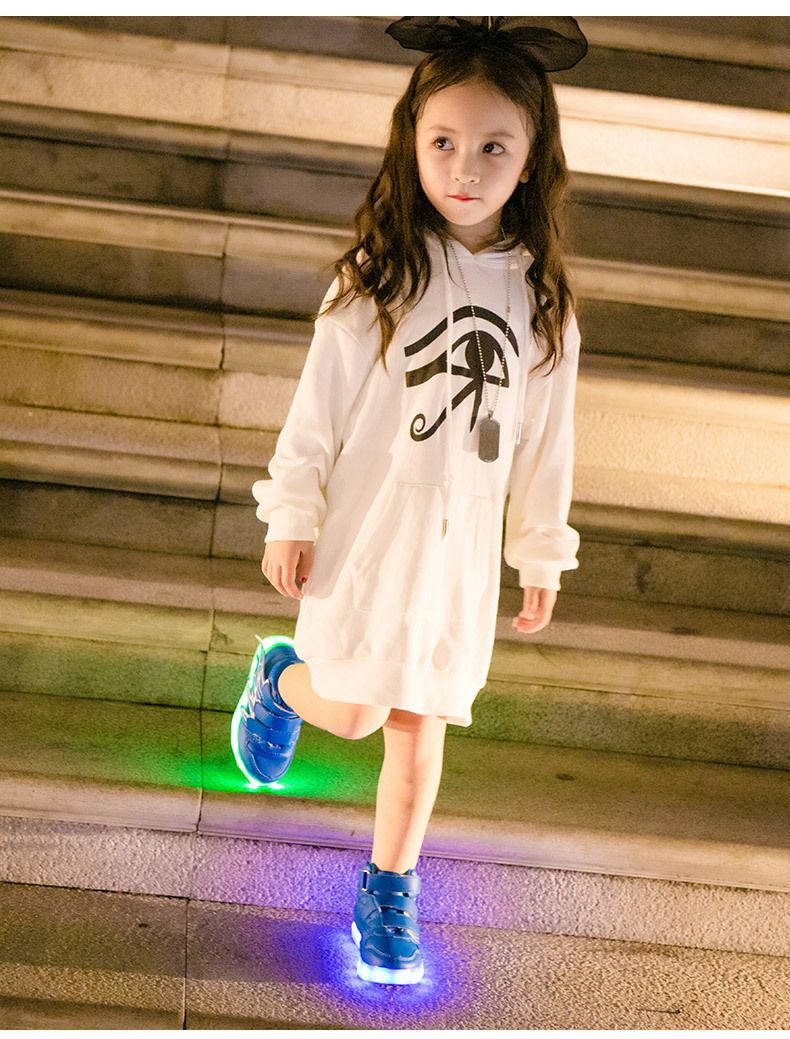 HTB1ADCmef9TBuNjy1zbq6xpepXaY - UncleJerry Kids Light up Shoes with wing Children Led Shoes Boys Girls Glowing Luminous Sneakers USB Charging Boy Fashion Shoes