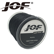 JOF JOF 8 STRANDS 300M PE Braided Fishing Line Super Strong Japan Multifilament Line Jig Carp Fish Line Wire