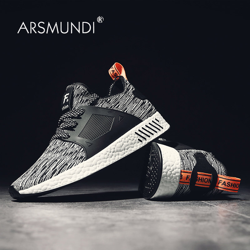 ARSMUNDI Original Herresko Sportssko Mænd Sneaker Breathable - Kondisko - Foto 6