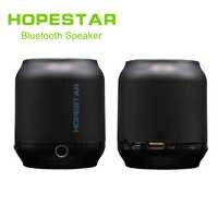 HOPESTAR H8 Mini Altavoz Bluetooth portátil inalámbrico bajo estéreo MP3 reproductor compatible con USB TF AUX FM manos libres para ordenador de teléfono