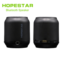 HOPESTAR H8 Mimi Bluetooth Speaker Portable Wireless bass Stereo MP3 player Support USB TF AUX FM handfree for phone computer цена