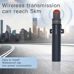 Image 3 - NDIR CO2 Gas Detektor Kohlendioxid Daten logger Drahtlose CO2 Lora Sensor Air Qualität Temperatur RH Meter 470/433/868/915MHZ