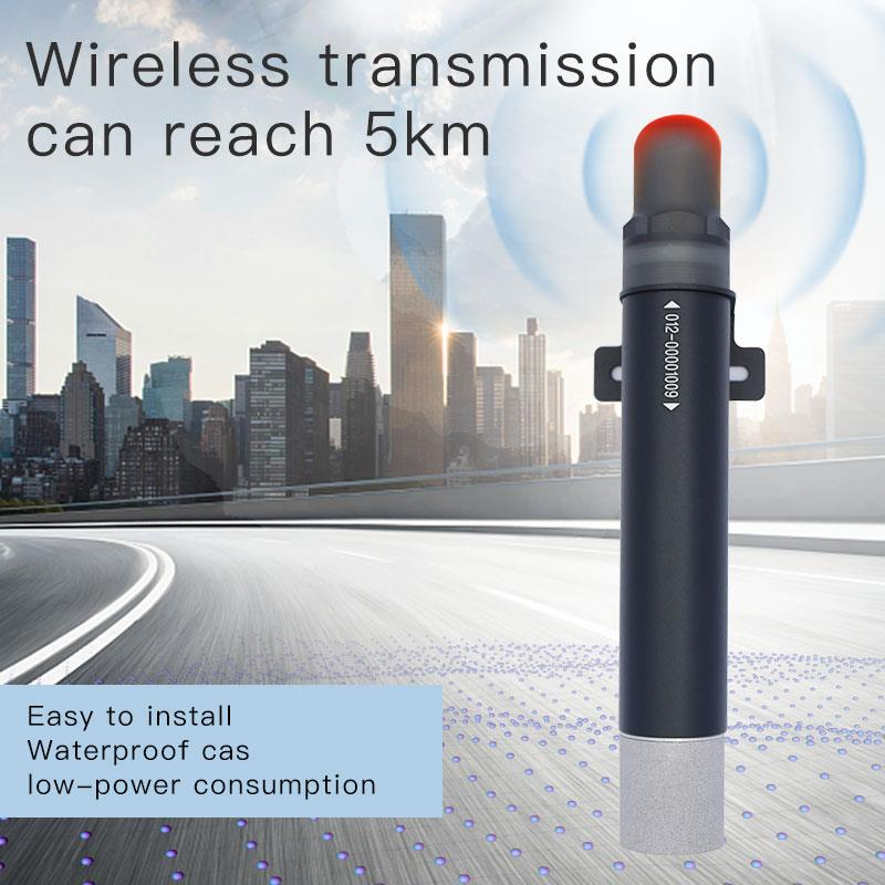Image 2 - wireless carbon dioxide data logger 470mhz lora Infrared CO2 sensor temperature humidity CO2 data collector 433/868/915mhz-in Fixed Wireless Terminals from Cellphones & Telecommunications