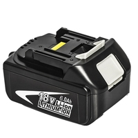 6.0Ah 18V Lithium Ion Replacement Battery For Makita Bl1815 Bl1830 Bl1820 Bl1850 Bl1840 Bl1850B 2 Lxt 400 Bl1845 194205 3 Bl18