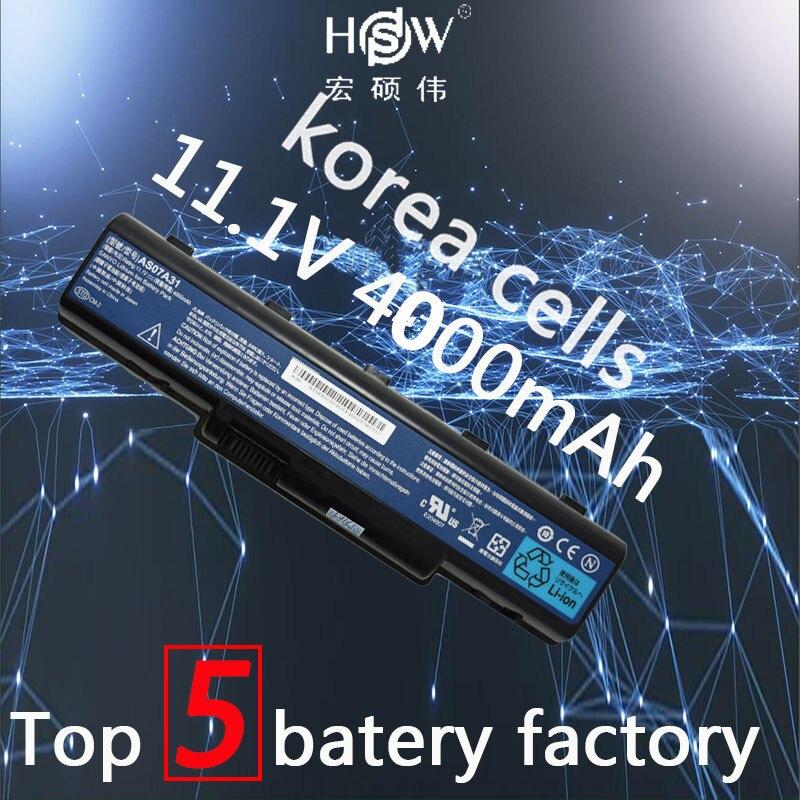Bateria Do Laptop Para Acer 4710 AS07A31 GZSM AS07A32 AS07A41 AS07A42 AS07A51 AS07A52 AS07A71 AS07A72 AS07A75 bateria para laptop