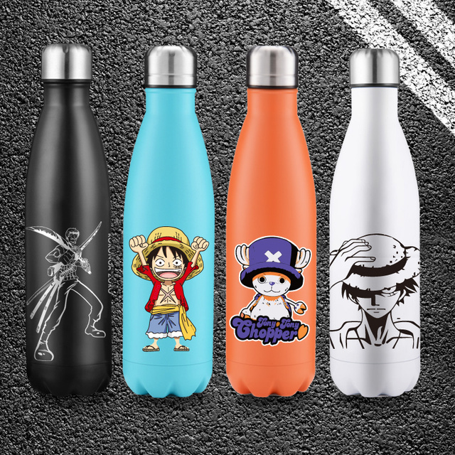 500ML STAINLESS STEEL THERMOS BOTTLE (12 VARIAN)