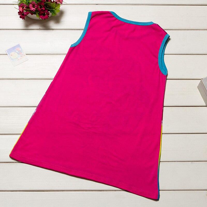 Платье для девочек 2017 roupas infantil