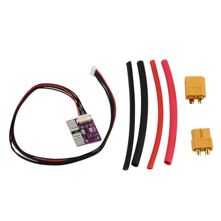 [APM2.5] APM2.52 CJMCU-109 voltage current sensor does not need to set the perfect compatibility