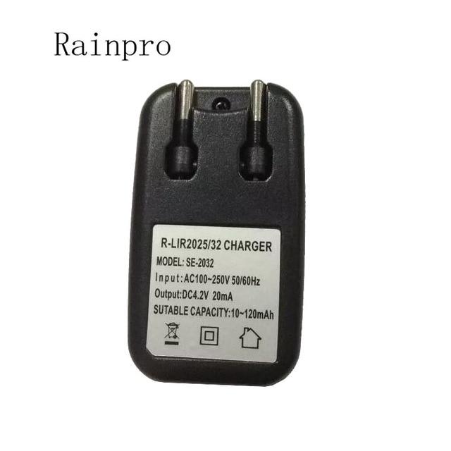 Rainpro 1 יח\חבילה 2032 LIR2032 LIR2025 מטבען מטען נסיעות