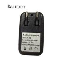 Rainpro 1 adet/grup 2032 LIR2032 LIR2025 para düğmesi cep seyahat şarj cihazı
