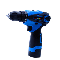 High Quality 21V Tow Speed Selection Cordless Electric Drill 1pc Rechargeable Battery Electric Screwdriver Power Tool