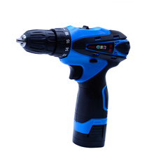 High quality 16.8V Tow-speed selection Cordless electric drill +1pc *Rechargeable Battery electric screwdriver power tool