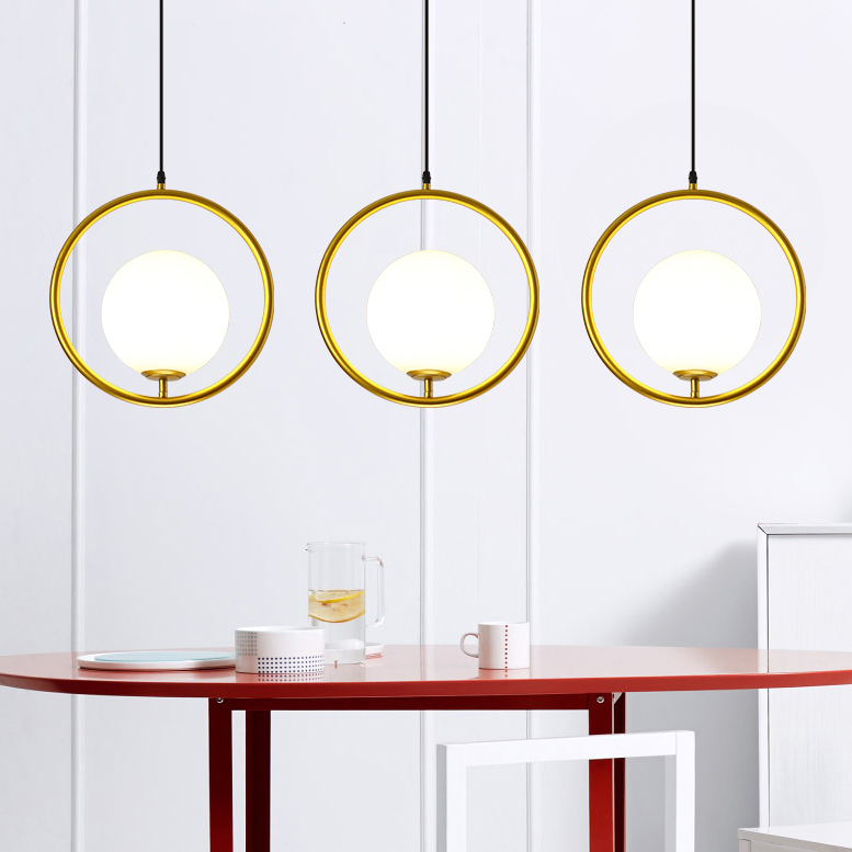 T Loft Retro American Crystal Pendant Light GOLD Iron For Dining Room Restaurant Bedroom Coffee shop Living Room LED E27 bulbs american style crystal pendant light iron retro gold circular lamps for hotel living room restaurant bedroom dhl free