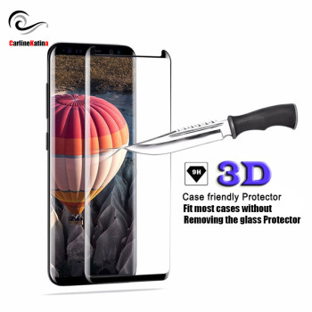 Case Friendly Tempered Glass For Samsung galaxy S10 E S6 S7 Edge S8 S9 Plus Note 9 8 Screen Protector Film 3D 5D 6D 9D 10D image
