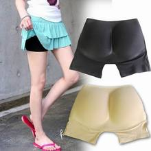Women Abundant Buttocks Sexy Panties Knickers Buttock Backside Silicone Bum Padded Butt Lifters Enhancer Hip Up boxers Underwear
