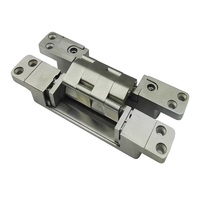 Three Dimensional Adjustable Stainless Steel Hinge 190 30 32MM Heavy Wooden Doors Hinges X3