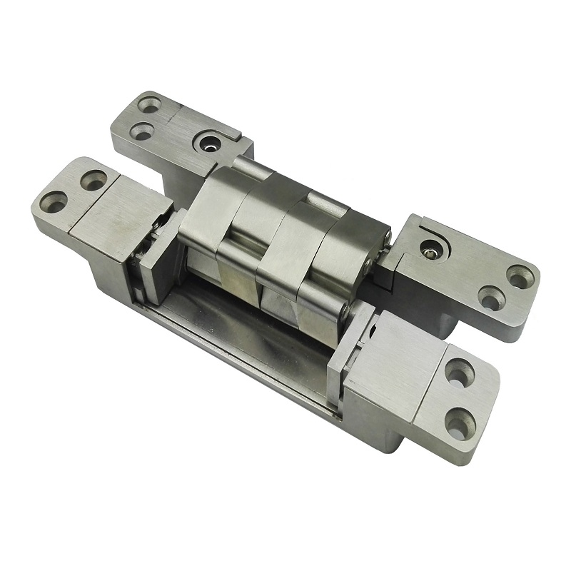 Three-dimensional adjustable stainless steel hinge 190*30*32MM Heavy wooden doors Hinges X3