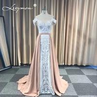 Vestido de Novia 2019 Vintage Lace Mermaid Wedding Dress Sequin Lace Bridal Gowns Robe mariee Sexy Wedding Dresses New