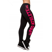 S-XL New Style Autumn and Winter Printed Leggings For Women Workout Sport Pants Fitness Gym Stretch Running Tight