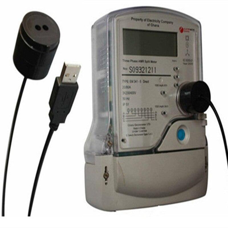 reto iec62056 21 protocolo inteligente medidor infravermelho usb sondas opticas 02