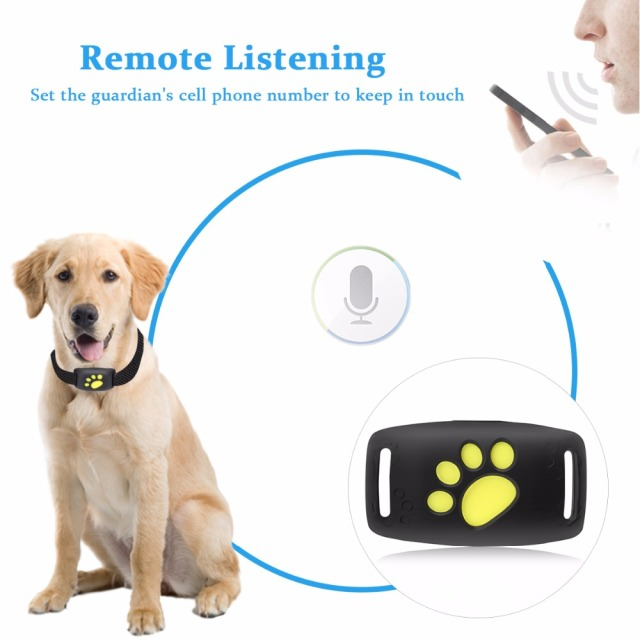 Pet Dog GPS Tracker Collar 2