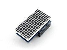 MAX7219 Control Red 8×8 DOT LED Matrix Display Designed for Raspberry Pi Model B RPI B+