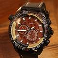 Relogio masculino 2017 Reloj del Deporte Del Estilo Militar Hombres Relojes de Primeras Marcas de Lujo Famoso Reloj Masculino Reloj de Cuarzo erkek saat