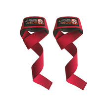 2pcs Weightlifting Hand Pad Wrist Wraps Straps Gloves Men Gy