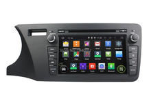 Quad Core 1024*600 Android 5.1 2 din 8″ Car Radio dvd gps for Honda City Left 2014 With 3G WIFI Bluetooth TV USB DVR Mirror link