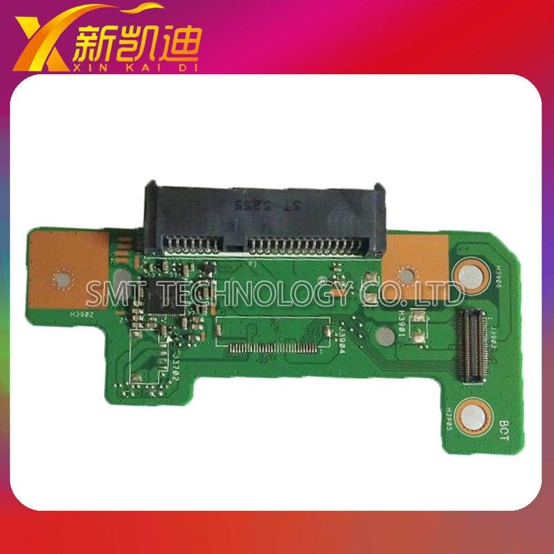 For Asus Hard disk board K555 R556L X555LB X555LD X555LJ X555LN HDD Board rev1 1 rev1
