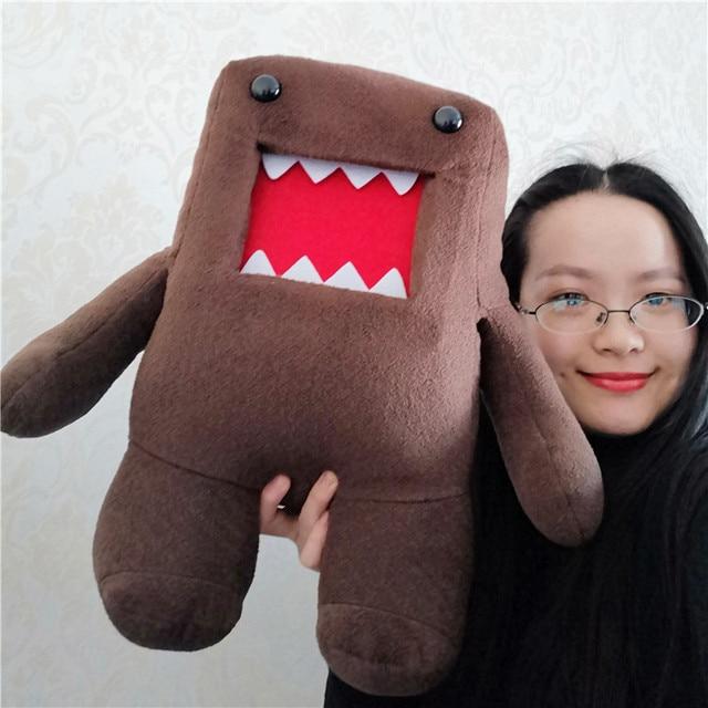 big domo kun plush soft toy domokun doll domo-kun weird stuffed animal  funny plushies japan russian boyfriend birthday gift 39cm 09e5d2533ccd