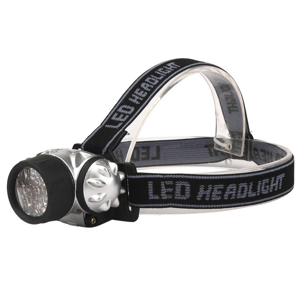 21LED Headlamp Headlight Flashlight Head Light Lamp Torch
