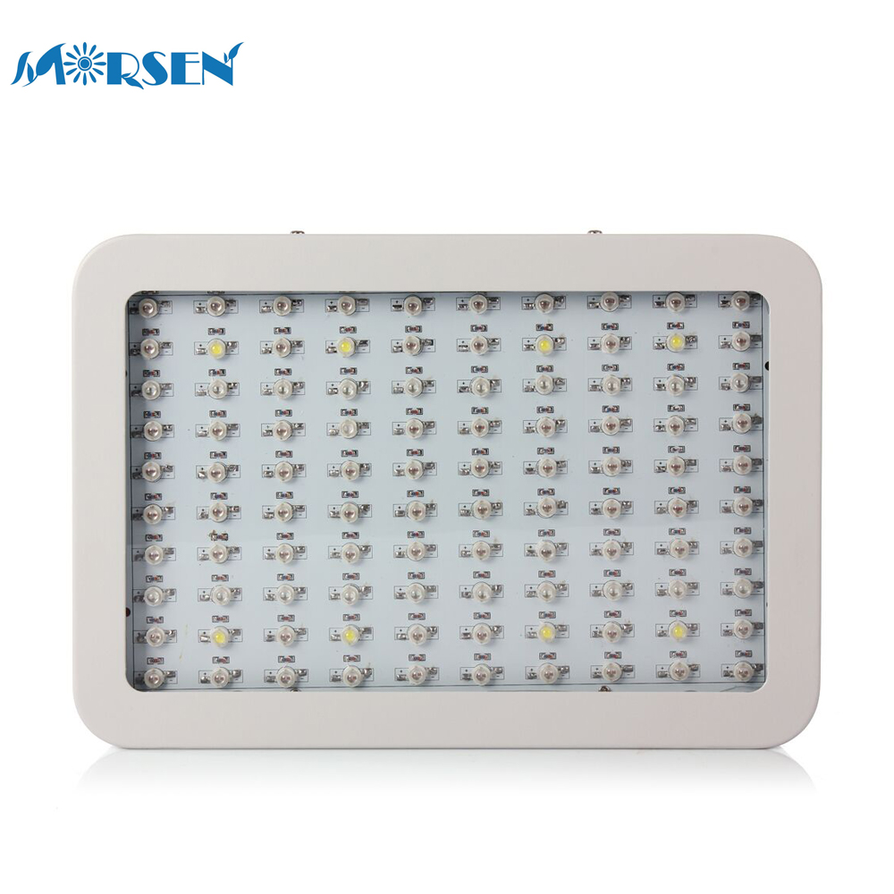 4pcs Double Chip 1000W Led Grow Light Full Spectrum Plants Panel Lamp for Indoor Plants Flowering Growth Greenhouse AC85-265V#42 300 watt led grow light red blue good for medicinal plants growth and flowering