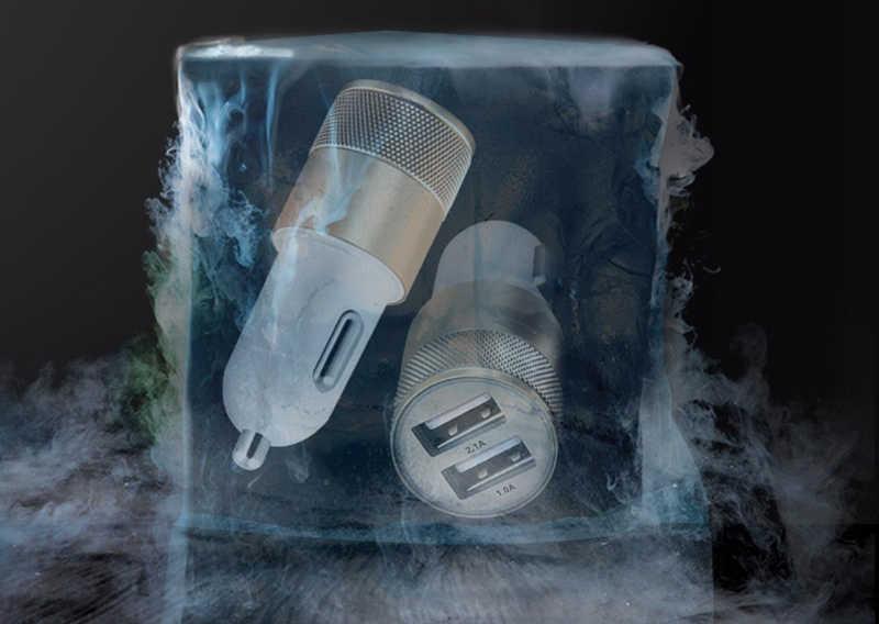 المزدوج USB سيارة شاحن محول الطاقة + المصغّر usb 2.0 شحن كابل بيانات ل لوح ذاكرة اسوس 7 ME170CX ZE601KL ZE600KL ZE550CL