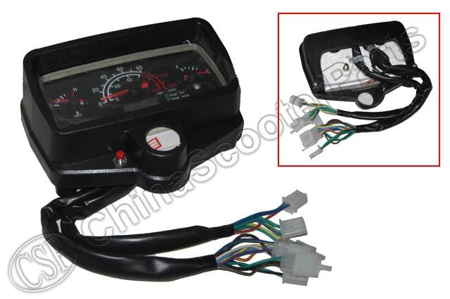 ФОТО XinYang Kazuma  500cc Quad Bike ATV Dash Board Clocks Instruments Type 1