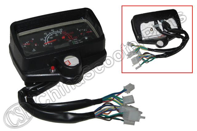 XinYang Kazuma 500cc Quad Bike ATV Speedometer Dash Board Clocks Instruments Type 1 все цены
