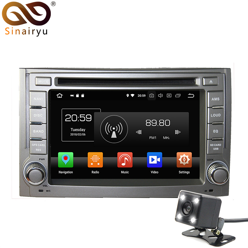 4GB RAM Android 8 0 Octa Core Android 6 0 Car DVD Player GPS font b