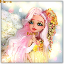 Dolls Girl for Diamond painting Cross stitch Handicrafts mosaic embroidery full Paste Resin crystal rhinestone Cartoon