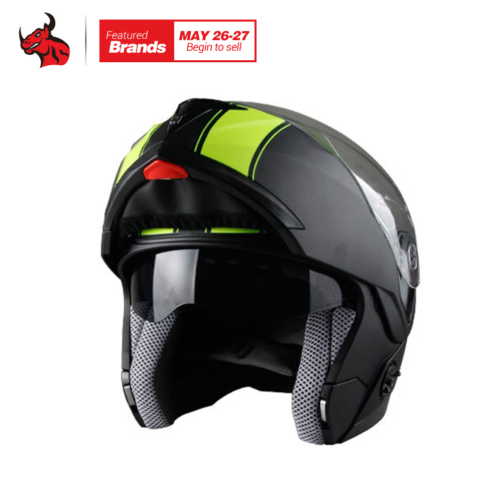 NENKI Motorcycle Helmet Flip Up Full Face Racing Helmets double lens Motorbike Helmets Capacete De Moto L /XL /XXL no2 free shipping bluetooth helmet for phone motorcycle helmet roadcross double visors racing helmets with sunny lens s m l xll