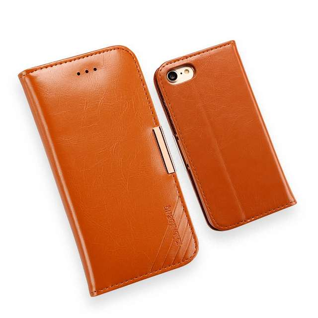 huge discount abf51 54830 Kalaideng Luxury Flip Genuine Leather Case for IPhone 6 Plus Wallet Coque  Cover for Apple IPhone 6s Plus Flip Case 5.5 Inch Capa